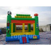 Buy cheap Durable Outdoor Inflatable Jumping Castle Combo Giant Amusement Park Equipments from wholesalers