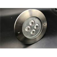 China 120V 240V 25W Cob LED Underground Light With 316 Stainless Steel Material on sale