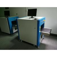 China Basic Model X Ray Security Inspection System For Shoes / Boots / Rubber wholesale