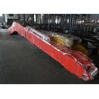 China Daewoo DH280 16 Meter Special Shape Long Reach Boom With Clamshell Bucket wholesale
