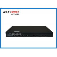 Buy cheap Service - Integrated OLT Optical Line Terminal 4 Uplink 10GE Ports 8 PON Ports from wholesalers