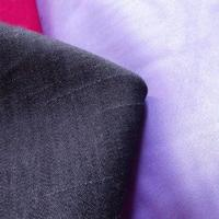 China Cotton Polyester with Spandex Denim Fabric on sale