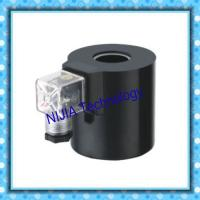 China Φ26mm DIN43650 Hydraulic Solenoid Coil Thermosetting Electromagnetic Coil wholesale
