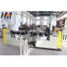 China Twin Extruder Plastic Profile Extrusion Line , PVC Profile Extrusion Machine wholesale