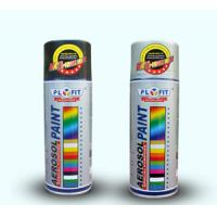 China Fast drying exterior heat resistant  Spray Paint Aerosol apply to chimney on sale
