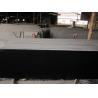 China Chinese Mongolia Black Granite Slab for Construction wholesale