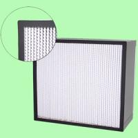 China High Efficiency air filter on sale