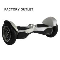 China 2017 Hot Sale Self Balancing Electric Big Wheel Hoverboard 10 Inch Wheel Smart Hoverboard With Original Samsung Battery wholesale
