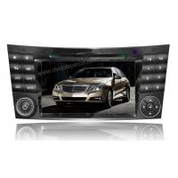 China Mercedes Benz E Class W211 Car DVD GPS Navigation System wholesale