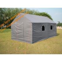 China Earthquake  Disaster Refugee Relief  Waterproof  Emergency Tube Tent wholesale