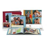 China Professional Magazine / Brochure / Photo Book Printing with Frosting, Embossing Textures and Patterns on sale