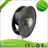 China Fan de moteur de l'EC, fan centrifuge de ventilateur avec le moteur électrique sans brosse de C.C wholesale
