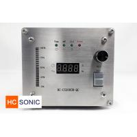 China Easy Operation Ultrasonic High Power Pulse Generator 15Khz Frequency Auto Tracking wholesale
