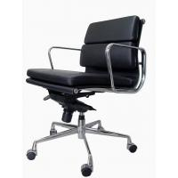 China Durable Reclining Ergonomic Office Chair High Tilt Tension Heavier Users Available on sale