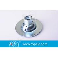 High Metallurgical Strength BS4568 Conduit Fittings With Malleable Iron Female Dome Cover