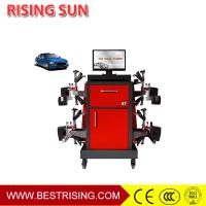 China Garage used car wheel alignment equipment wholesale