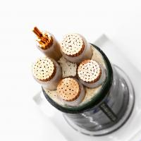 China Copper Conductor XLPE Insulated Power Cable Un - Armoured PVC Sheathed on sale