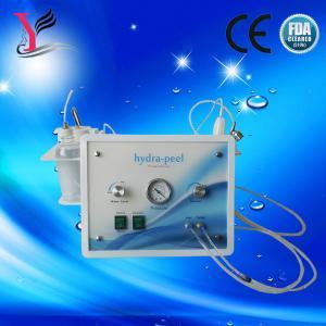 China Portable Hydro Diamond Dermabrasion Microdermabrasion Water Skin Peel Facial Care Machine wholesale