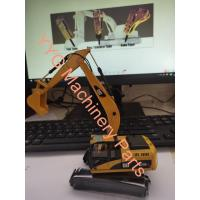 China 1/50 Durable Excavator Parts Alloy Metal Excavator Construction Diecast Model wholesale