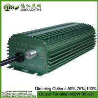 China 400W grow light for HPS/MH lamp of electronic ballast/ switchable dimming ballast wholesale