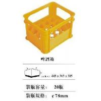 China Plastic Beer Case, Beer Crate, Beer Box, Beer Container on sale