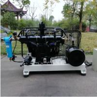 China 40 Bar High Pressure Air Compressor With Automatic Condensate Discharge System wholesale