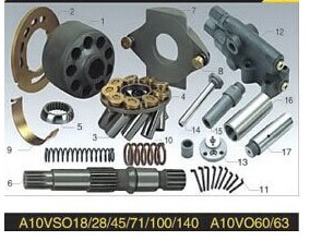 Quality Rexroth A10VSO16,A10VSO18,A10VSO28,A10VSO45,A10VSO71 piston pump parts and spare for sale