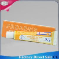 China 10g OEM PROAEGIS Anaesthetic Numb Pain Stop Cream Painless Pain Stop Pain Relief Cream For Micro Needle Factory Supply wholesale
