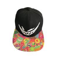 China Men And Women'S 5 Panel Camper Hat Spring Outdoor Flat Top Style wholesale