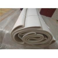 Buy cheap 8mm Needled Punched Industrial Felt Fabric / Heat Resistant Felt Pads from wholesalers