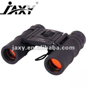 China popular DCF folding gift binoculars WD10/ 10x25 wholesale