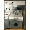 China laser de la fibra 20w que marca el color de Machinessingle para el acero inoxidable del metal wholesale