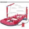 China collision repair car bench wholesale