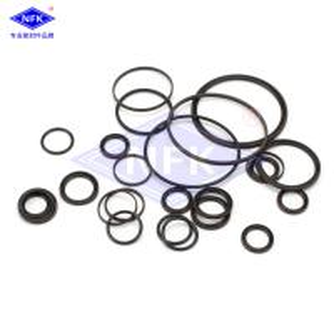 China PC360-7 PC300-7 Hydraulic Pump Repair Kit SPGO / O Ring Mechanical Seal Black Color wholesale
