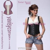 China Suspenders sexy shoulders wholesale corset tops wholesale