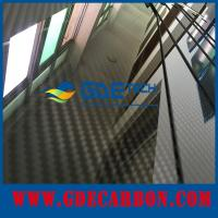 3mm glossy carbon fiber sheet twill factory price