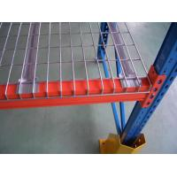 China Welded Galvanized Wire Mesh Decking for Selective Pallet Racking Small Items Storage wholesale