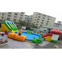 China Big Business Inflatable Water Parks wholesale