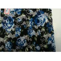 China Flower Digital Printed Fabric wholesale