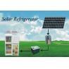 China High Quality Solar Refrigerator 50L-628LDouble-Door Fridge Fresh-Keeping and Freezing wholesale