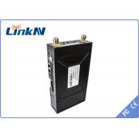 China 1080P HD 2W COFDM Transmitter Vedio Sender for Patrol Party , CE Certified Middle Range wholesale