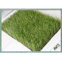 China Wear Resistant Urban Landscaping Snythetic Grass Natural Looking Pass SGS Test wholesale