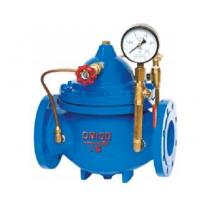 China Ductile Iron Hydraulic Control Valve / Hydraulic Pressure Reducing Valve on sale