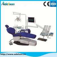China Best Seller Dental LUXURY Clinic Dental Good quality dental equipment,cheap dental chair with CE approved( ADS-8800) wholesale