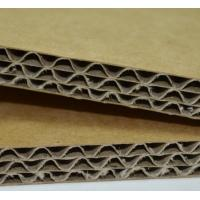 China High Performance Thick E Flute Corrugated Cardboard Sheet Smooth Surface wholesale