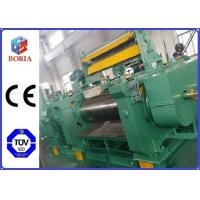 Rubber Open Mixer Rubber Processing Machine 35-60 Kg Per Time Feeding Capacity