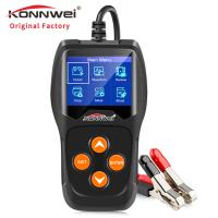 China Easy Use Automotive Engine Code Scanners / 12v Car Battery Condition Tester on sale