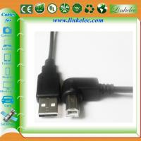 Quality 6FT ANGLE USB BM TO USB AM printer cable for sale