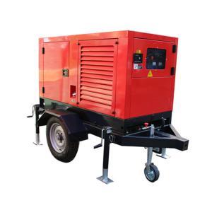 China Miller Arc 400A 300A Welding Machine Genset Diesel Generator Trailer Engine welder 500A on sale
