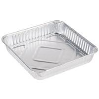 Quality Aluminum Foil Roasting Pan , Disposable Aluminum Baking Pans Heat Resistant for sale